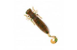 Силиконовая приманка Fanatik Larva LUX 3,5 дюйма цвет 004 thumb