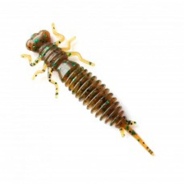 Силиконовая приманка Fanatik Larva 2 дюйма цвет 004