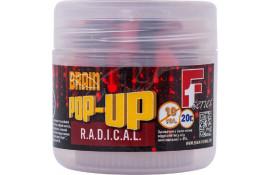 Бойлы Brain Pop-Up F1 R.A.D.I.C.A.L. (копченые сосиски) 10mm 20g thumb