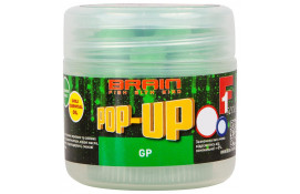 Бойлы Brain Pop-Up F1 Green Peas (зеленый горошек) 12mm 15g thumb