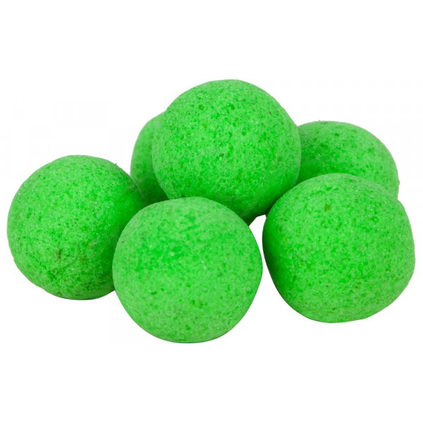 Бойлы Brain Pop-Up F1 Green Peas (зеленый горошек) 12mm 15g 0