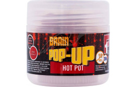 Бойлы Brain Pop-Up F1 Hot pot (специи) 10mm 20g thumb