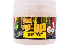 Бойлы Brain Pop-Up F1 Sour Pear (груша) 14mm 15g thumb