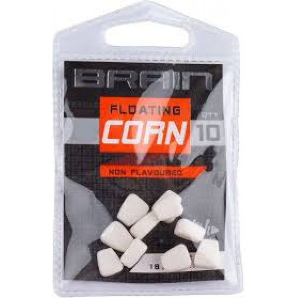 Кукуруза Brain Fake Floating Corn Non Flavoured Размер-S ц:белый