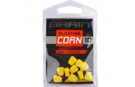 Кукуруза Brain Fake Floating Corn Non Flavoured Размер-S ц:желтый флуоресцентный thumb
