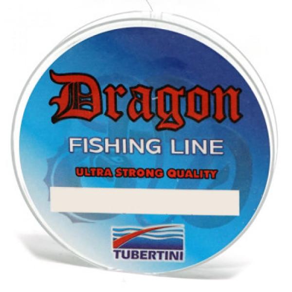 Леска Tubertini Dragon Green 50m 0,26/5,7 кг