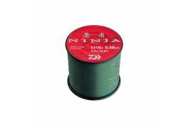 Леска Daiwa Ninja X Line Green 0,30mm 6.6kg 1210m thumb