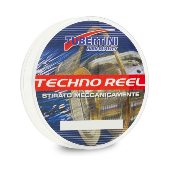 Леска Tubertini Techno Reel 150m 0,14/3 кг
