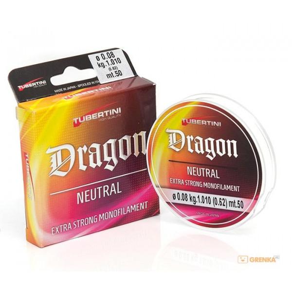 Леска Tubertini Dragon Neutral 50m 0,070