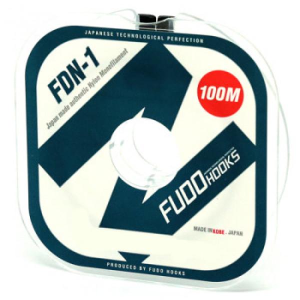 Леска Fudo FDN-1 0,104 1,7 (100 м)