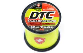 Леска Moncross DTC 600m DULL FLUO 0,30mm/No.4,0 thumb