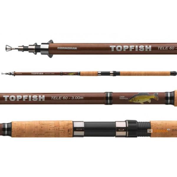 Болонская удочка Cormoran Topfish Tele60 Ca. 3.60m 20-60g 0