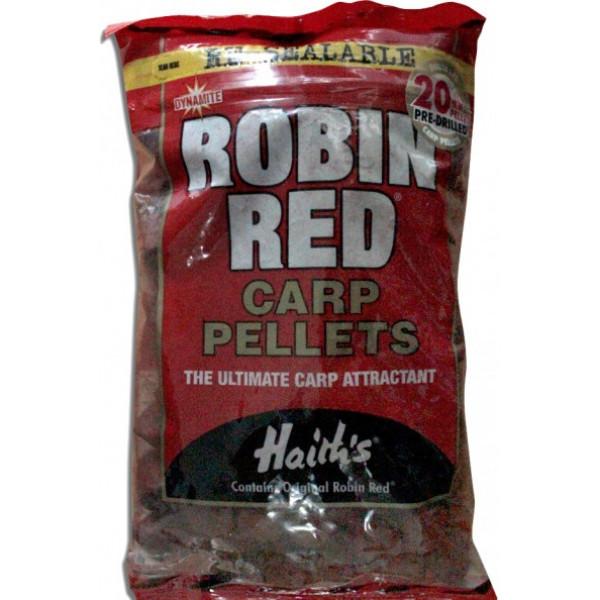 Пеллетс Dynamite DY085, Robin Red Carp Pellets 20mm сухі корма Dynamite Baits