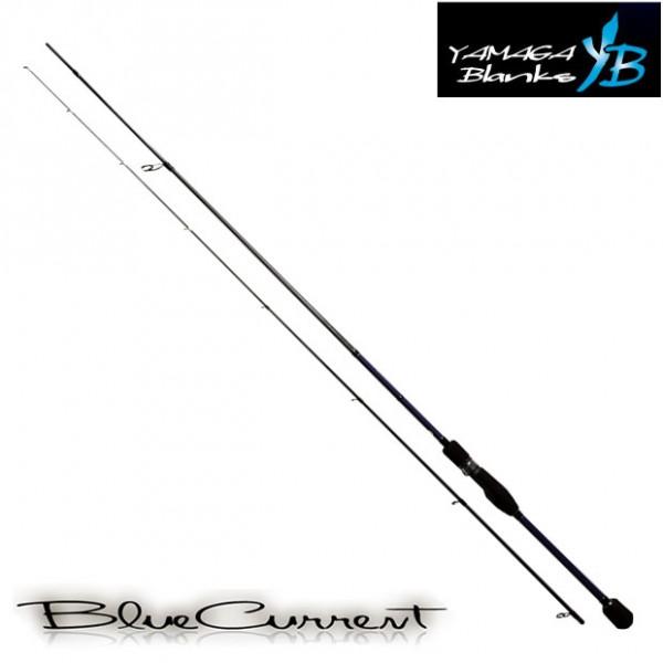 Спиннинг Yamaga Blanks Blue Current Ti BLC-83/Ti Long Cast
