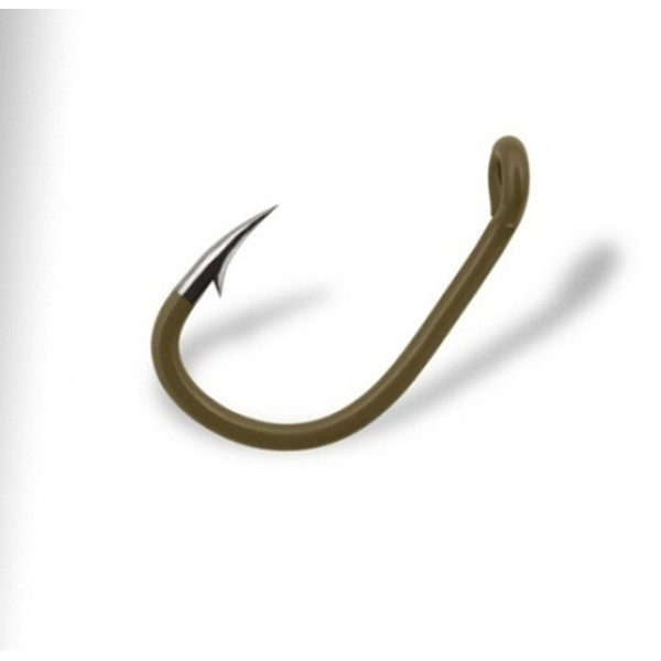 Крючок карповый Gurza SELECT CARP C Ring (Camou) # 2 5шт. х 10