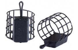 Кормушка Brain фидерная XS 3x10 ячеек крашенная (ц:черный) 30g thumb