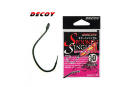 Крючок спиннинговый Decoy Single30 12, 12 шт/уп thumb