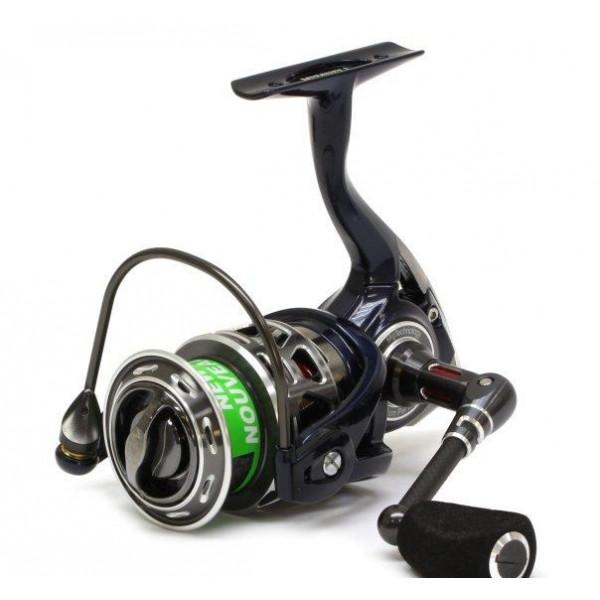 Катушка Mitchell MX9 Spin 30 FD MX930X (5,2: 1 / 175г / 10 ш.п. / 4,5 кг max drag / без доп. Шпули)