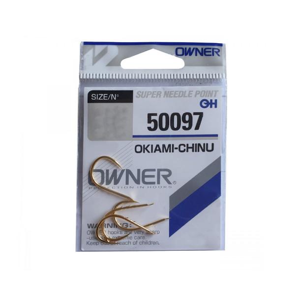 Одинарный фидерный крючок OWNER 50097-02 0