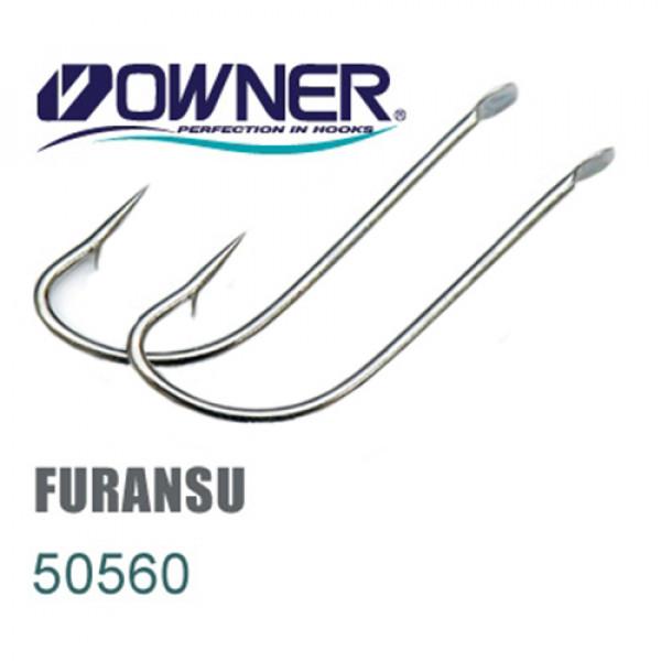 Одинарный фидерный крючок OWNER 50560-07