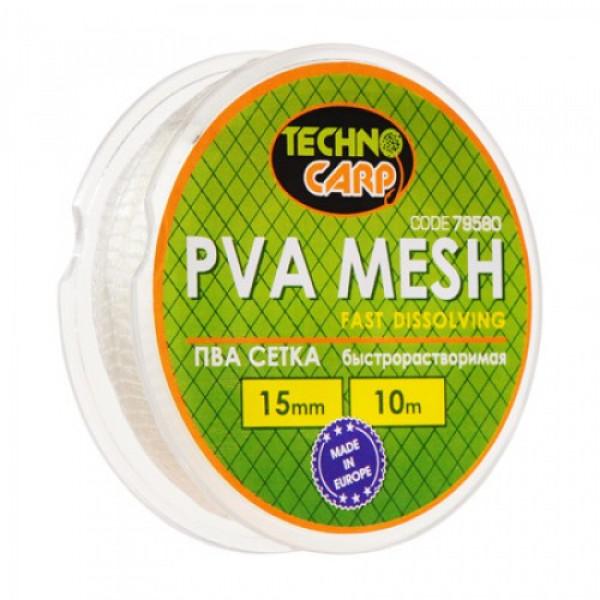 PVA сетка быстрорастворимая NEW  15мм, 10м.