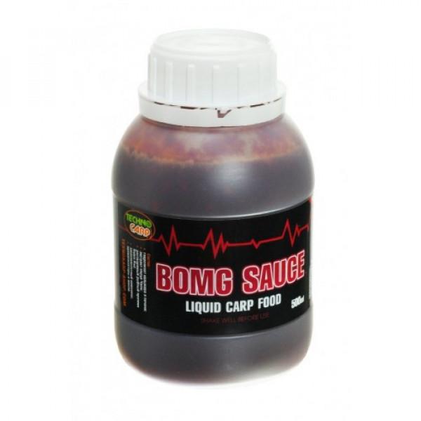 Technocarp Liquid Carp Food BOMG SAUCE 0,5л