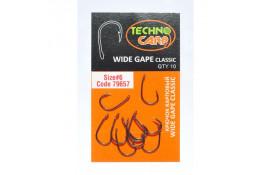 """Крючок карповый """"Wide Gape CLASSIC"""" №8 thumb"""