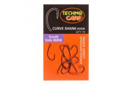 "Крючок карповый ""Curve Shank"" №2  thumb"