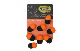 Texno EVA Dumbells 13mm*10mm black/orange  thumb