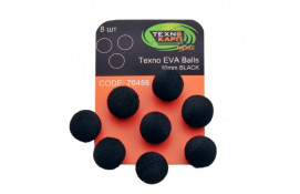Texno Technocarp EVA Balls 10mm black       thumb