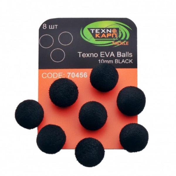Texno Technocarp EVA Balls 10mm black