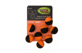 Texno EVA Balls 10mm black/yellow  thumb