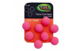 Texno EVA Balls 10mm pink  thumb