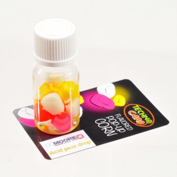 Силиконовая кукуруза pop-up Acid pear drop CCMOORE 10mm