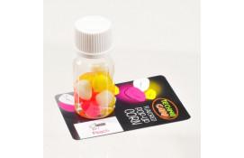 Силиконовая кукуруза pop-up Peach NASH 10mm thumb