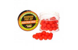 Бойлы Technocarp  Pop-Up Exuding Acid Pear Drop NEW d.10mm     thumb