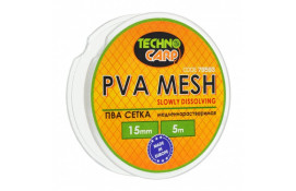 PVA сетка медленнорастворимая NEW 15мм,5м. thumb