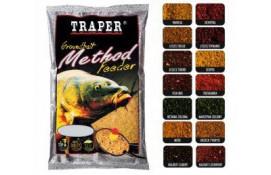 Прикормка Traper Method Feeder увлажненная Leszcz (Лещ) thumb