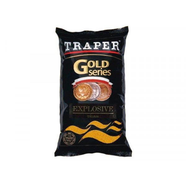 Прикормка Traper gold series Explosive