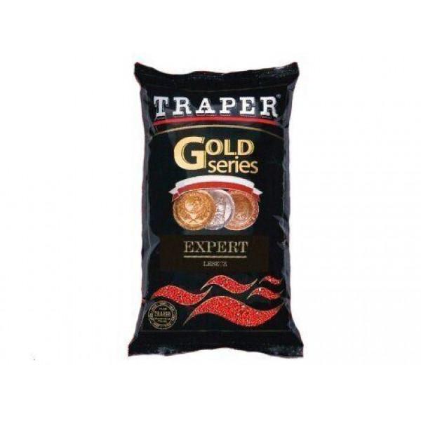 Прикормка Traper gold series Expert Red (красная)