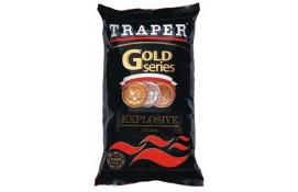 Прикормка Traper gold series Explosive Red (красная) thumb