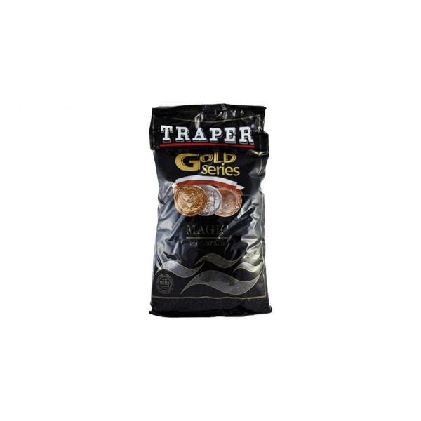Прикормка Traper gold series Magic Red(красная)