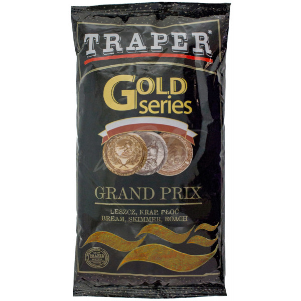 Прикормка Traper gold series Grand Prix