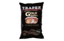 Прикормка Traper gold series Competition Black (черная) thumb