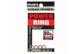Заводные кольца Varivas 10 OW Power Rings, 80LB thumb