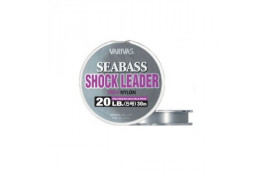 Моношоклидер Varivas Sea Bass VEP-F Nulon Shock Leader 30m 16LB 0.330mm thumb