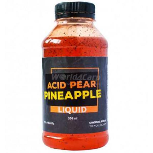 Ликвид для прикормки Acid Pear Pineapple (груша-ананс), 350 ml